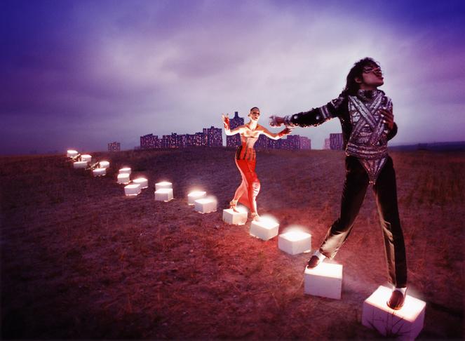 """Michael Jackson, icône de l'art""  От 23 ноември 2018 до 19 февруари 2019 в Grand Palais"