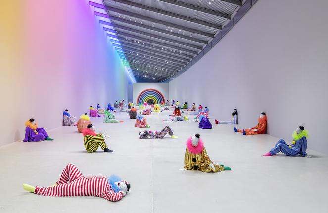 """Ugo Rondinone, vocabulary of solitude"" - ""Речник на самотата"" - до 30 декември 2018, Arken Museum of Modern Art, Ishøj"