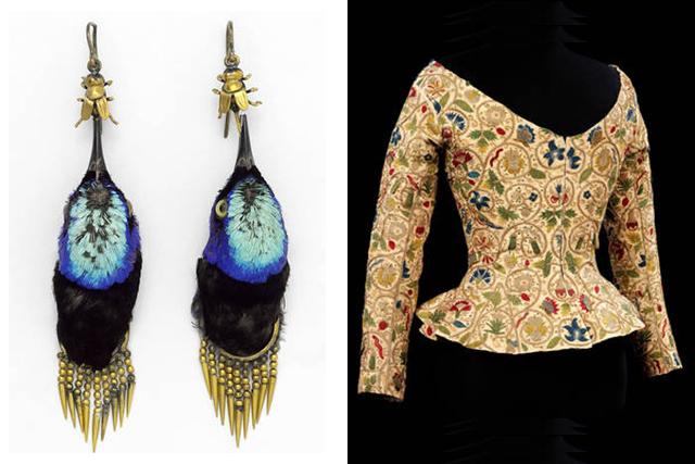 """""""Мода от природата"""" От 21 април,  Victoria & Albert Museum, London"""