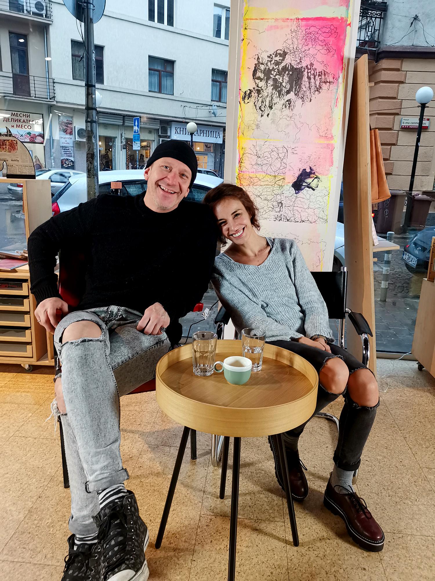 """Радина Кърджилова и Деян Донков, артисти и любовници по професия и душа: Тя: """"Трябват търпение и компромиси!"""" Той: """"Все пак - не само да се слушаме, но и да чуваме!"""""""