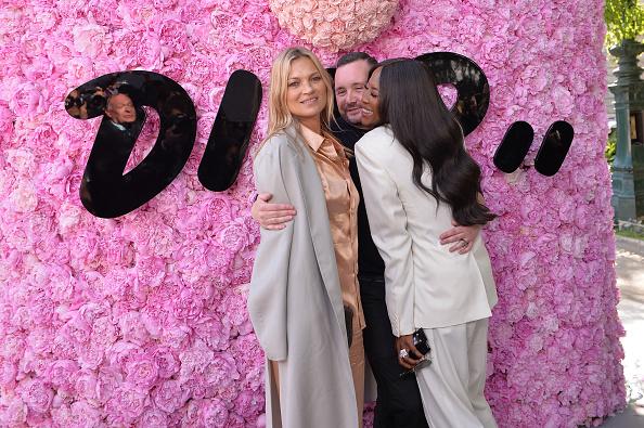 Кейт и Наоми с Ким Джоунс