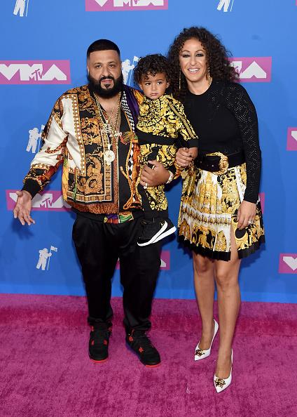 DJ Khaled и семейството му