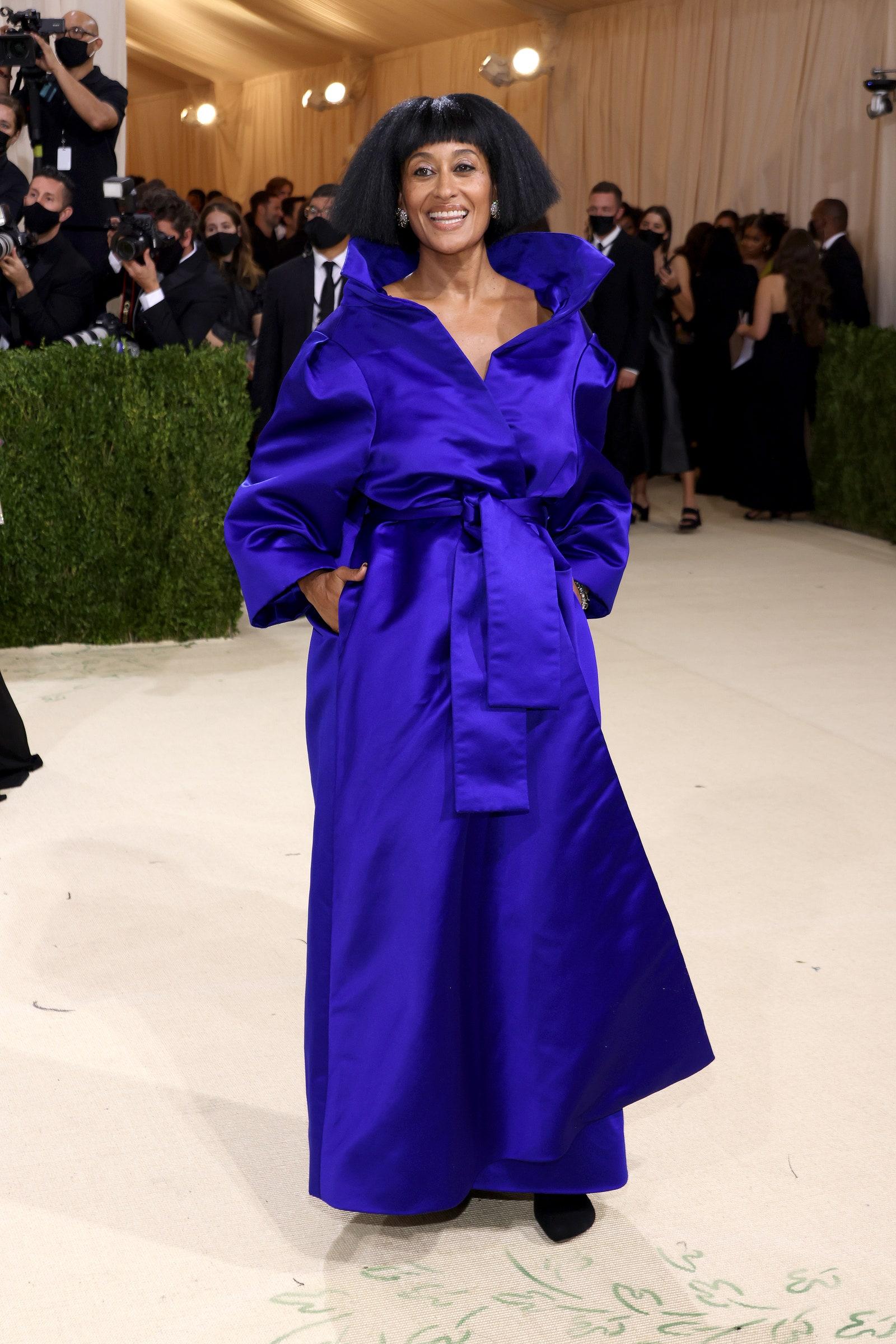 Трейси Елис Рос в Balenciaga Couture