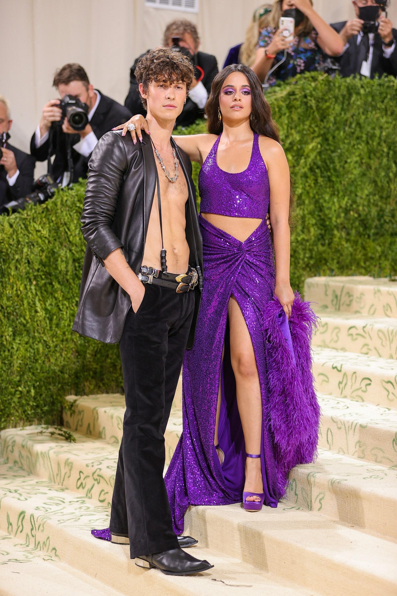 Шон Мендес и Камила Кабейо в Michael Kors Collection