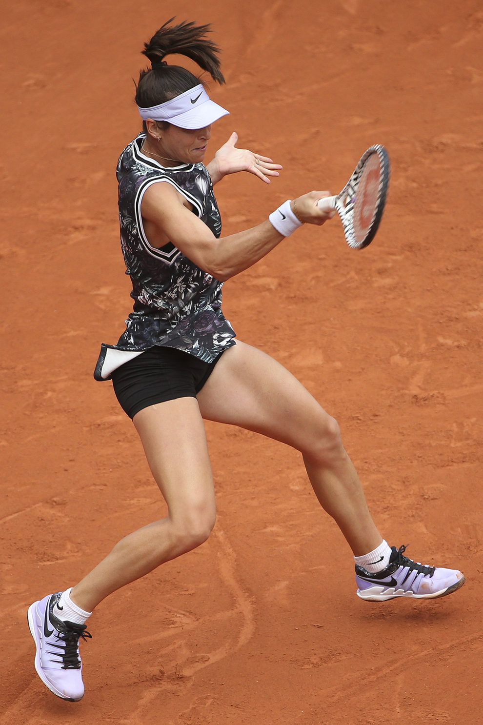 Айла Томлянович в Nike