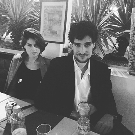 Летисия Каста и Луис Гарел Датайли ТУК!!!