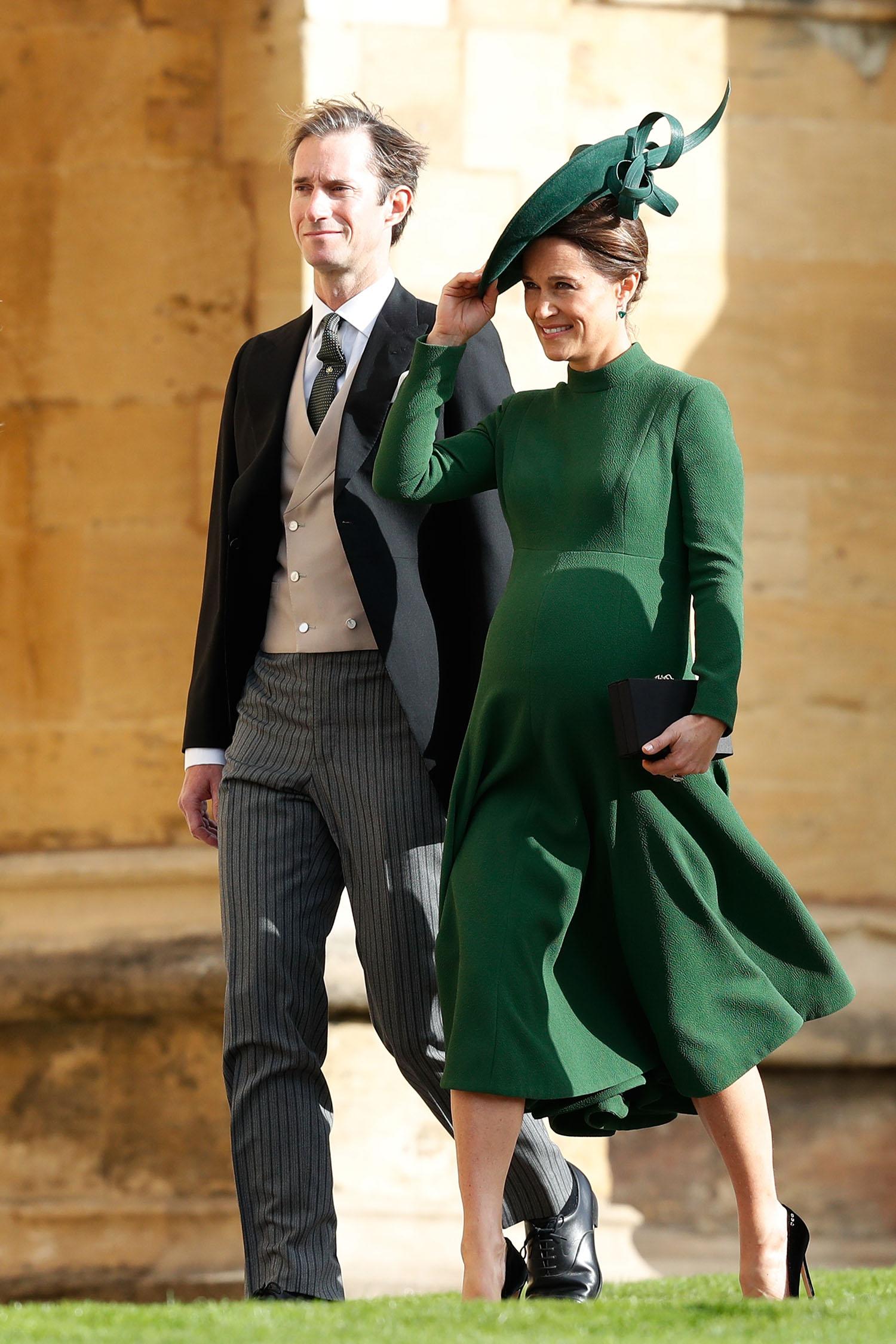 Артър Сестрата на херцогиня Катрин - Пипа Мидълтън, стана мама за първи път на 15-ти октомври. Бебето е момче и носи кралското име Артър Майкъл Уилям.