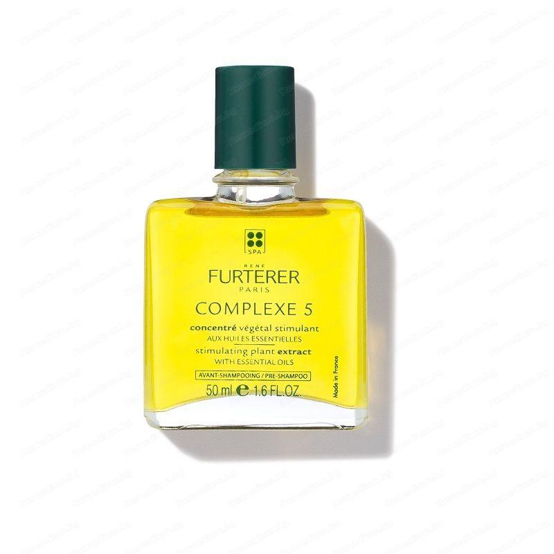 Стимулиращ растителен концентрат Rene Furterer 49 лв.