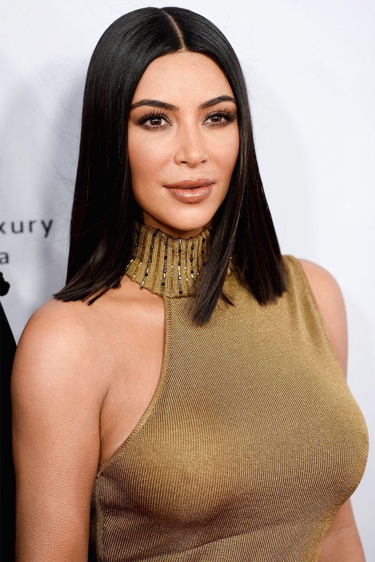 2017 Ким Кардашян