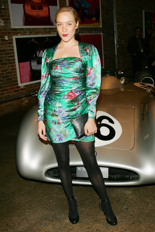 Клои Севини, 2007