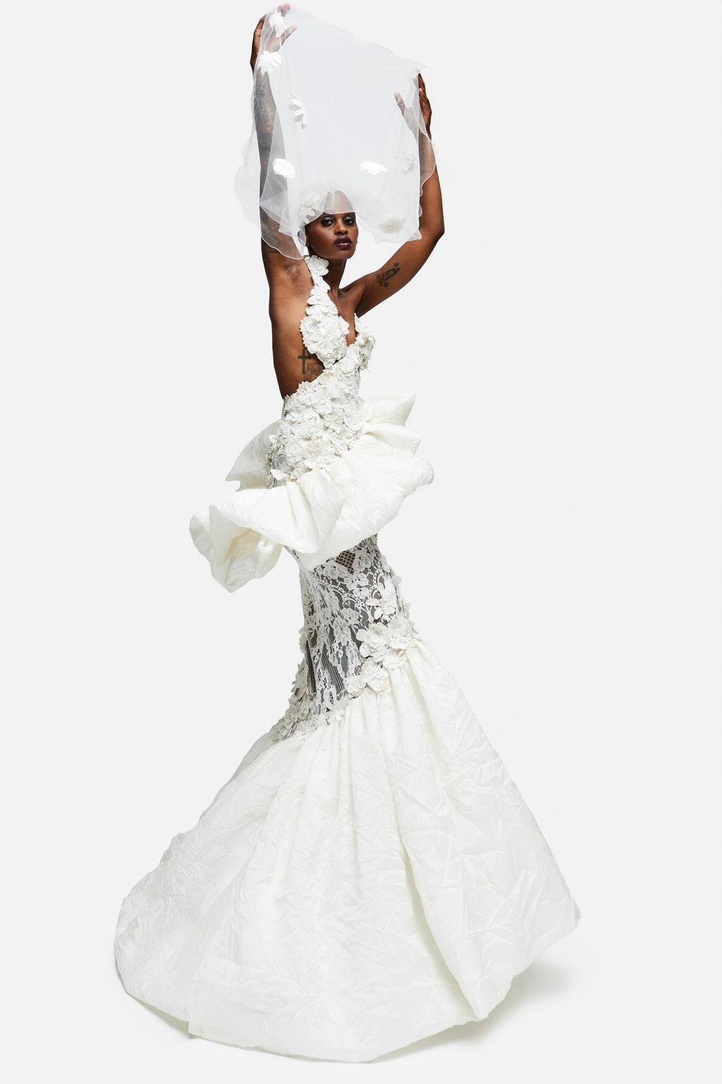 Ronald van der Kemp Couture S/S 2021
