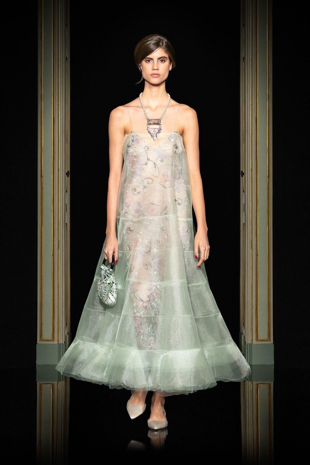 Armani Privé Couture S/S 2021