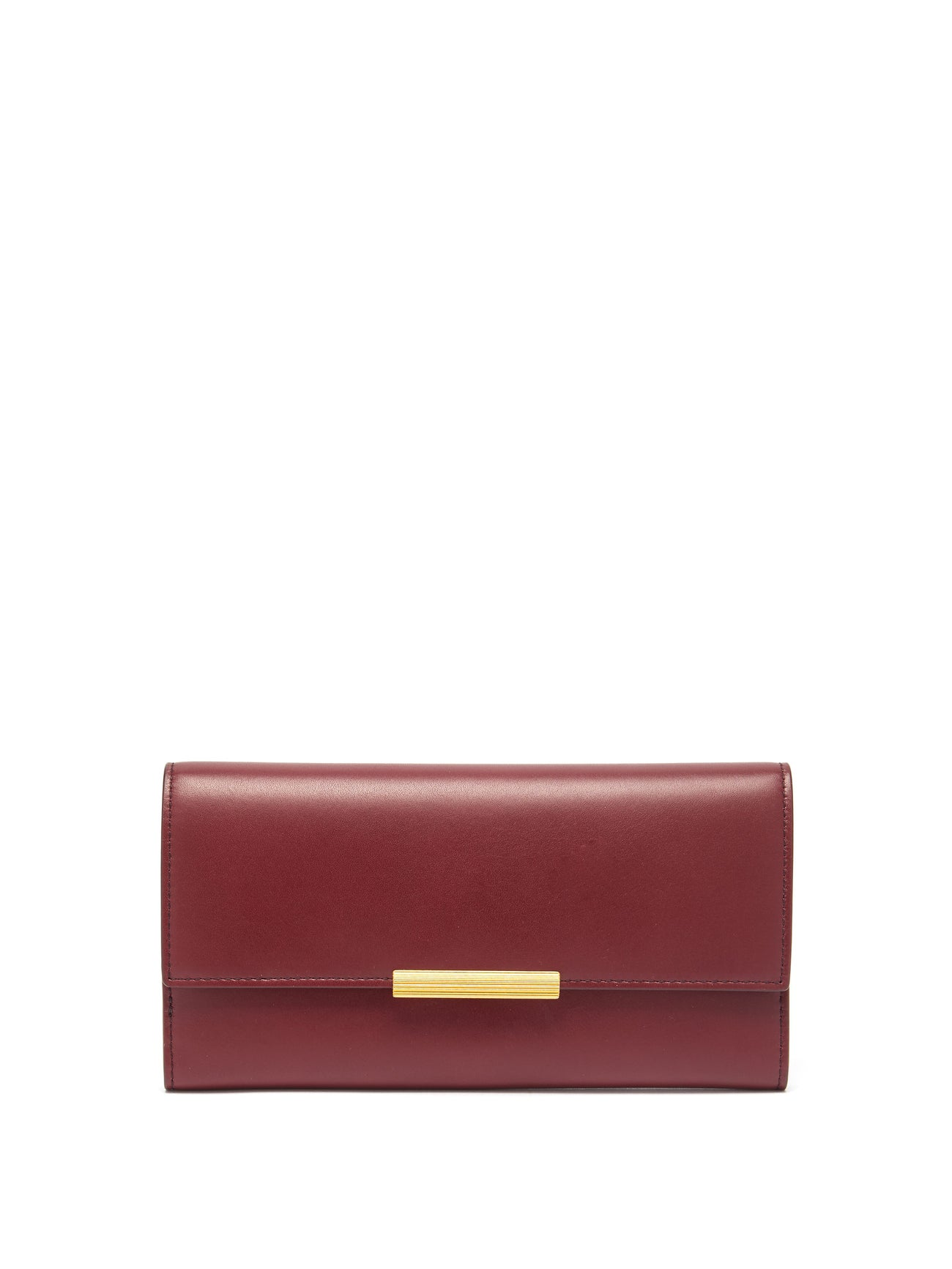 Bottega Veneta Continental Leather Wallet 1309лв