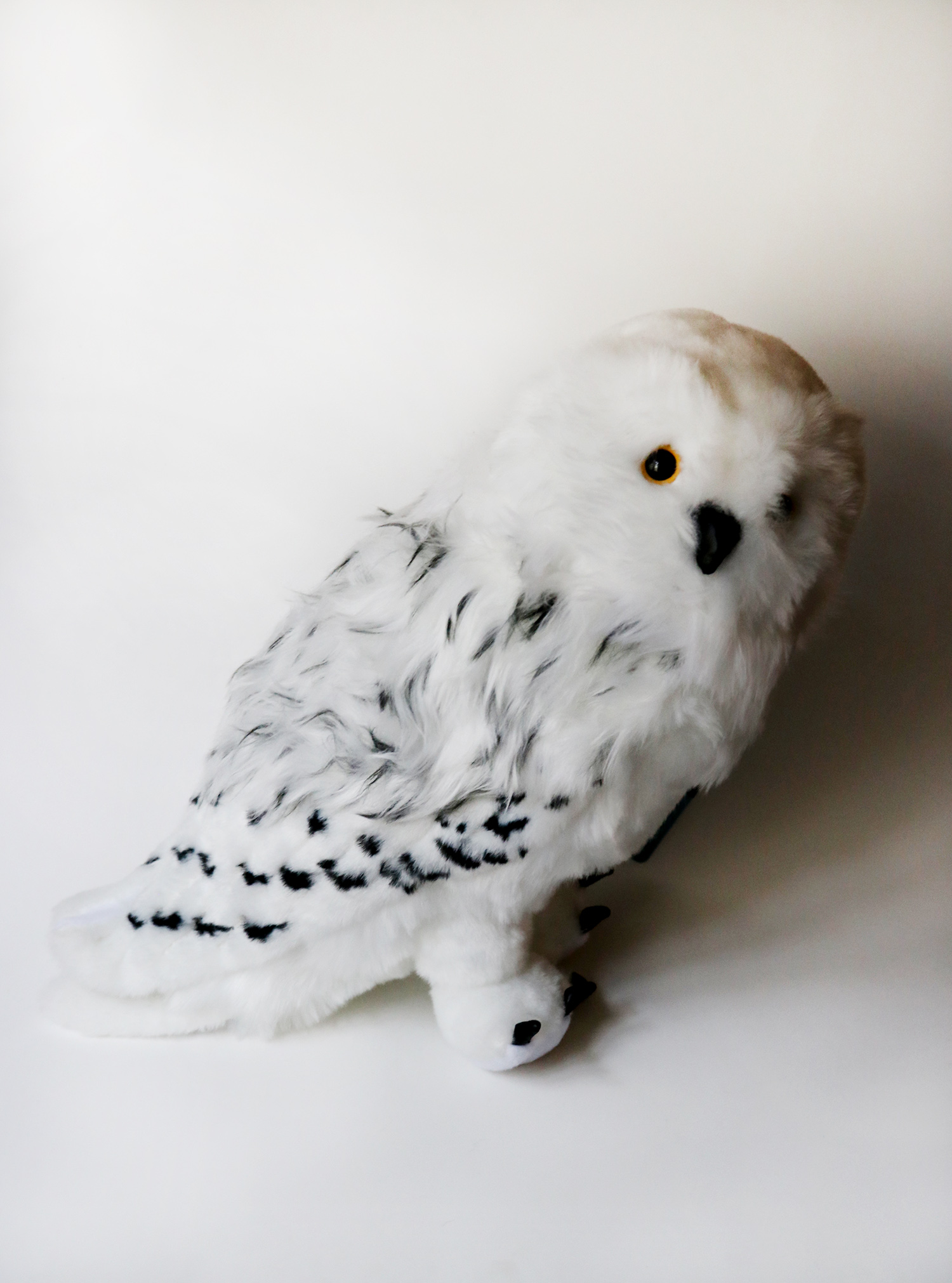 Хедуиг - голяма плюшена играчка сова HARRY POTTER, 109.90лв.