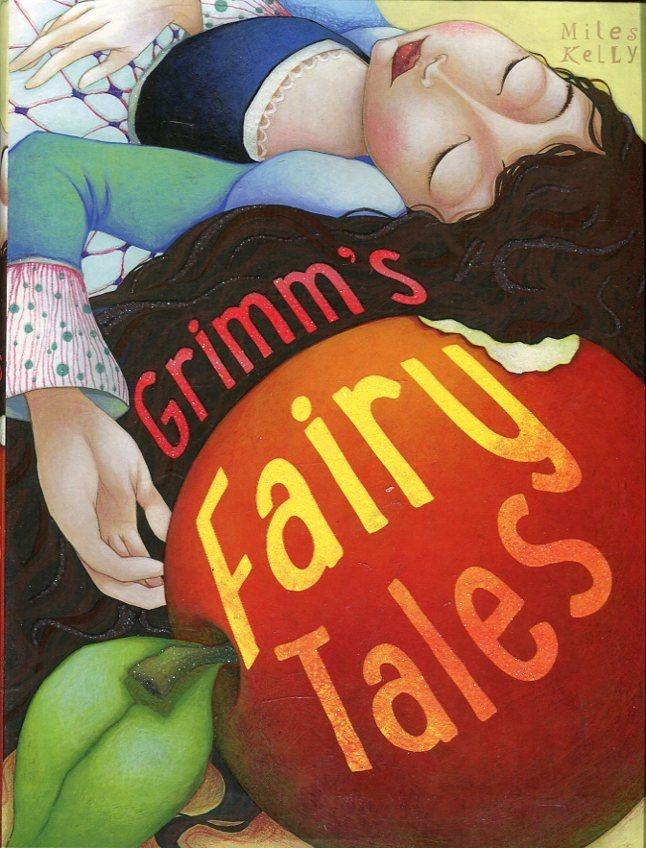 Приказки от Братя Грим Класически и много любими приказки, които тренират и езика на детето.