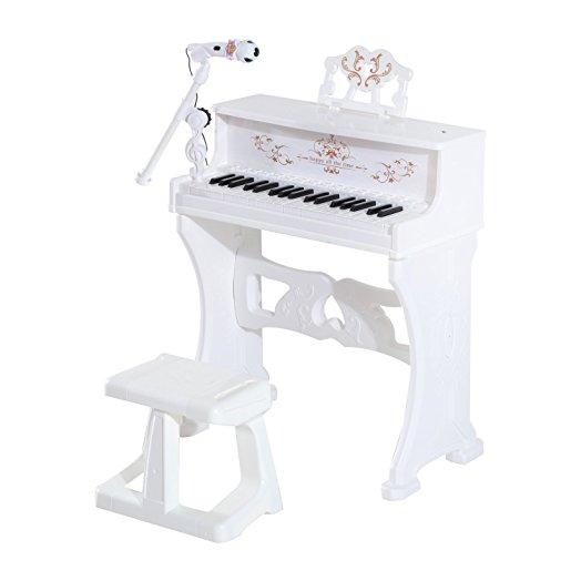 Мини електронно пиано Очарователно на вид.