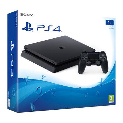 PlayStation 4 Slim Широката усмивка е гарантирана при вида на този подарък.