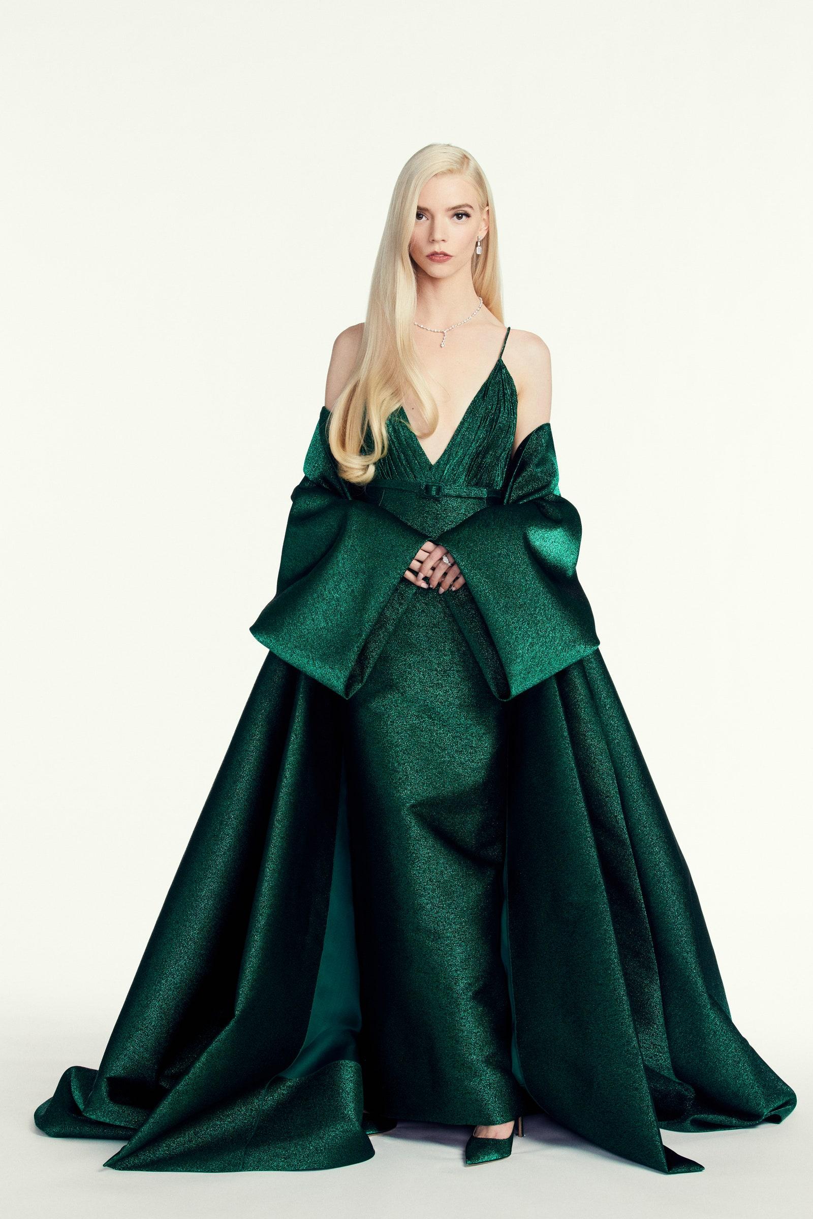 Аня Тейлър в Christian Dior