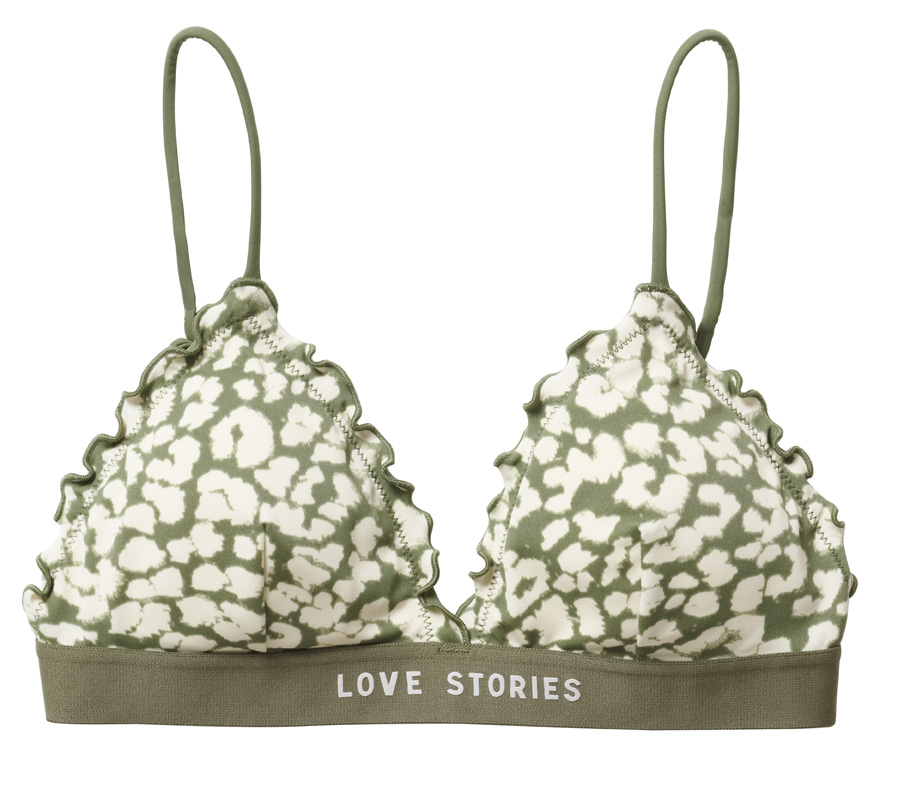 Love Stories Swimclub x H&M горнище на бански, 34,99лв.