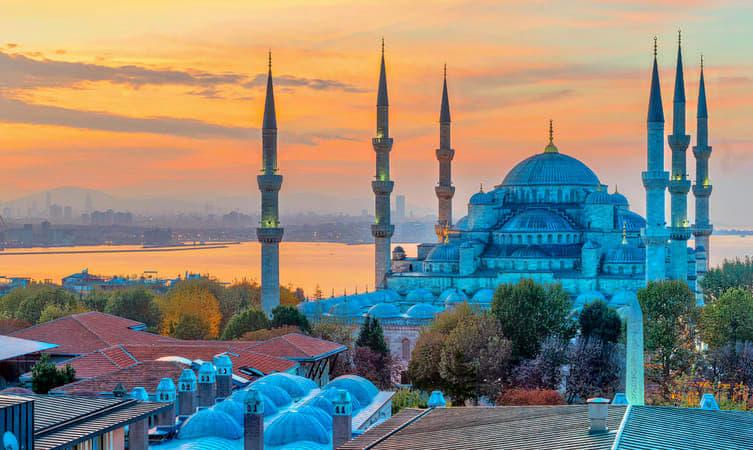 Султан Ахмед джамия