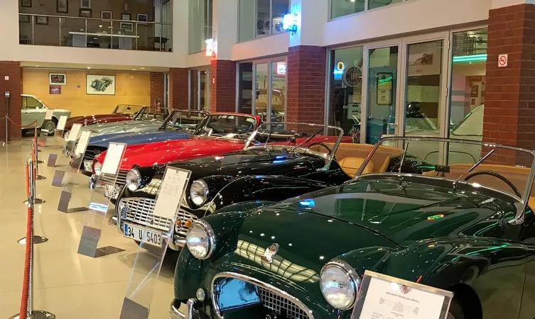 Mузей на класическите автомобили