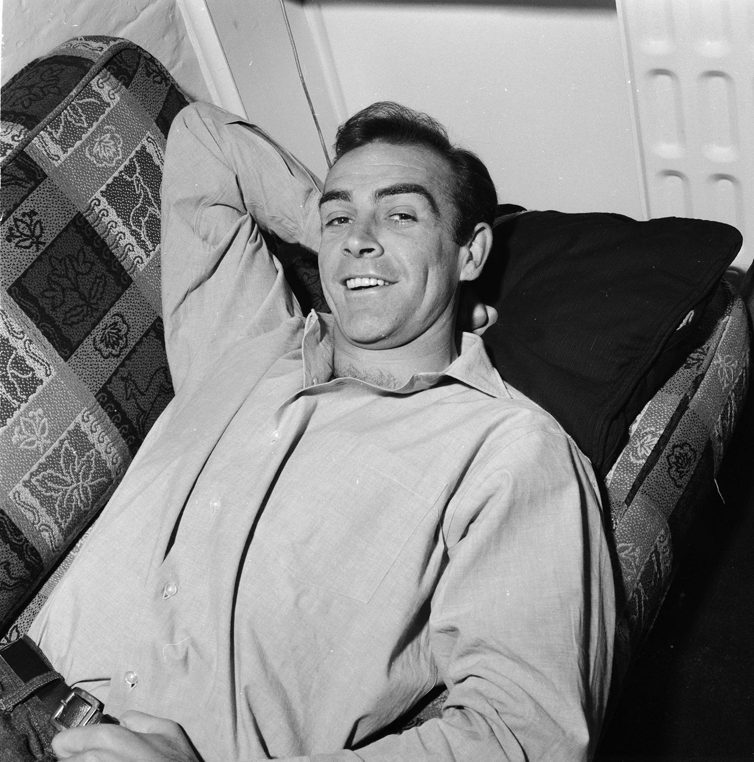 Шон Конъри 1962