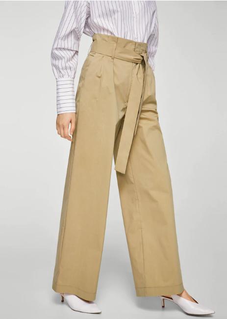 Paper Bag памучни панталони, от 69.99лв. на 29.99лв. (-57%)