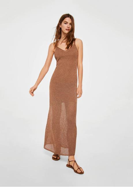 Дълга мрежеста рокля, от 179.99лв. на 99.99лв. (-44%)