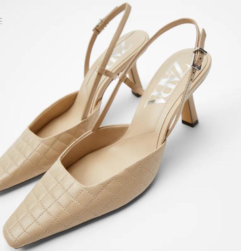 Обувки Zara от 80 на 50 лв.
