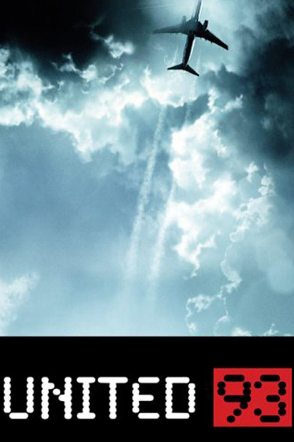 """""""Юнайтед 93"""" (2006) Филмът е за трагедията, сполетяла САЩ на 11 септември 2001 г. В лентата са използвани реални аудиозаписи от атентата, като се проследяват реакциите на пътниците от полет 93 на Юнайтед Еърлайнс. Това е единственият от 4-те похитени от """"Ал-кайда"""" самолета, който не достига целта си (Световния търговски център), а се разбива в поле в Пенсилвания."""
