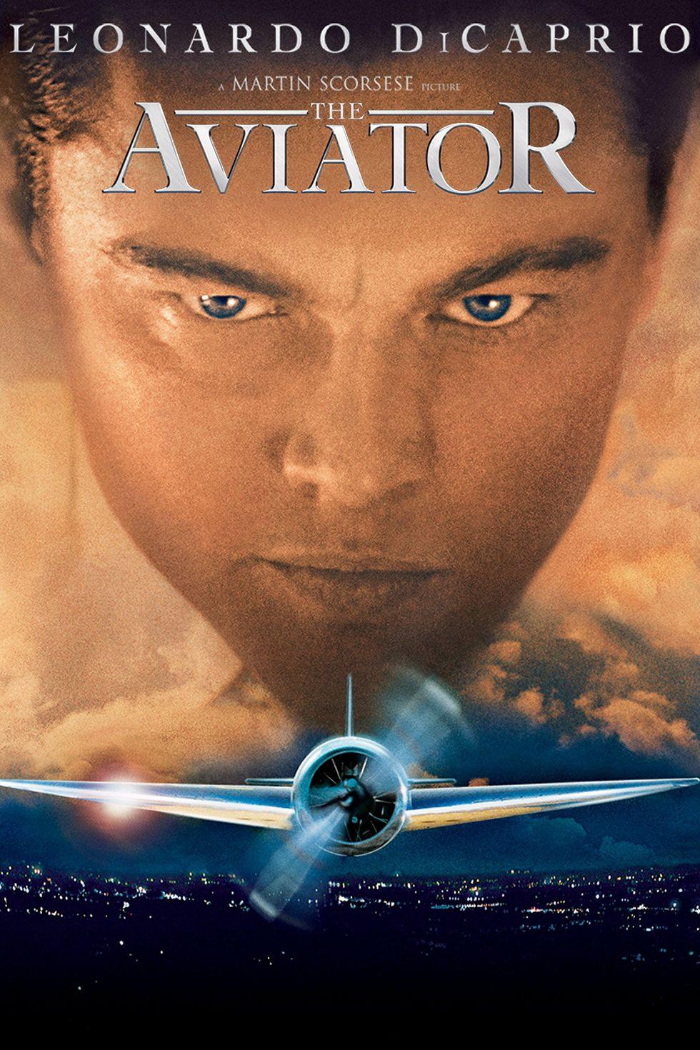"""""""Авиаторът"""" (2004) Историята разказва за уникалния Хауърд Хюз – режисьор, успешен бизнесмен, пилот и 100-процентов ексцентрик, роден в началото на миналия век. Лео ди Каприо се превъплъщава в ролята на Хюз, като лентата представя живота на милиардера от ранните му години като филмов режисьор до по-късния етап, когато е измъчван от сериозно обсесивно-компулсивно разстройство, носещо му редица неприятности, сред които и адски силна фобия от микроби."""