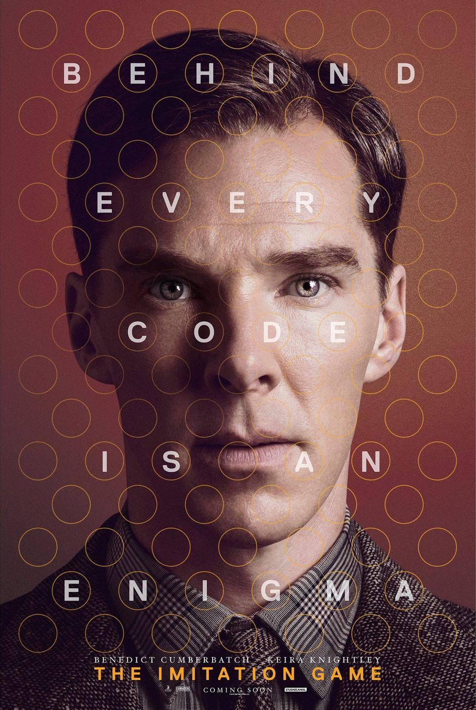 """""""Игра на кодове"""" (2014) """"Игра на кодове"""" е филм за гениалния британски математик Алън Тюринг. По време на Втората световна война той разбива кода """"Енигма"""", който нацистистите използват за предаване на секретни съобщения. След като британските власти обаче откриват, че Тюринг е хомосексуалист (по онова време това се е считало за престъпление във Великобритания), го подлагат на химическа кастрация. Съдбата на математика след това е много тежка и завършва трагично."""