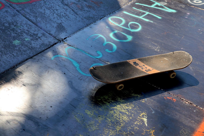 """Canon Challenge: Да """"караш"""" скейт за първи път"""
