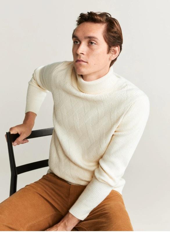 Пуловер Mango 100лв.