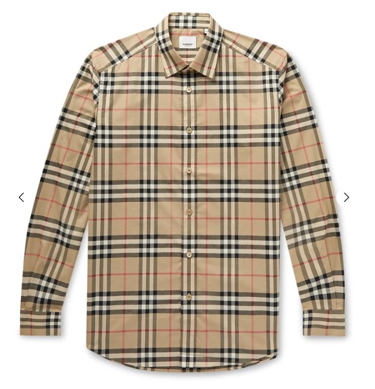 Риза Burberry 627лв.