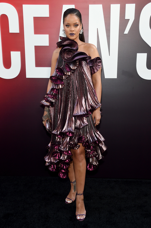 Риана в Givenchy