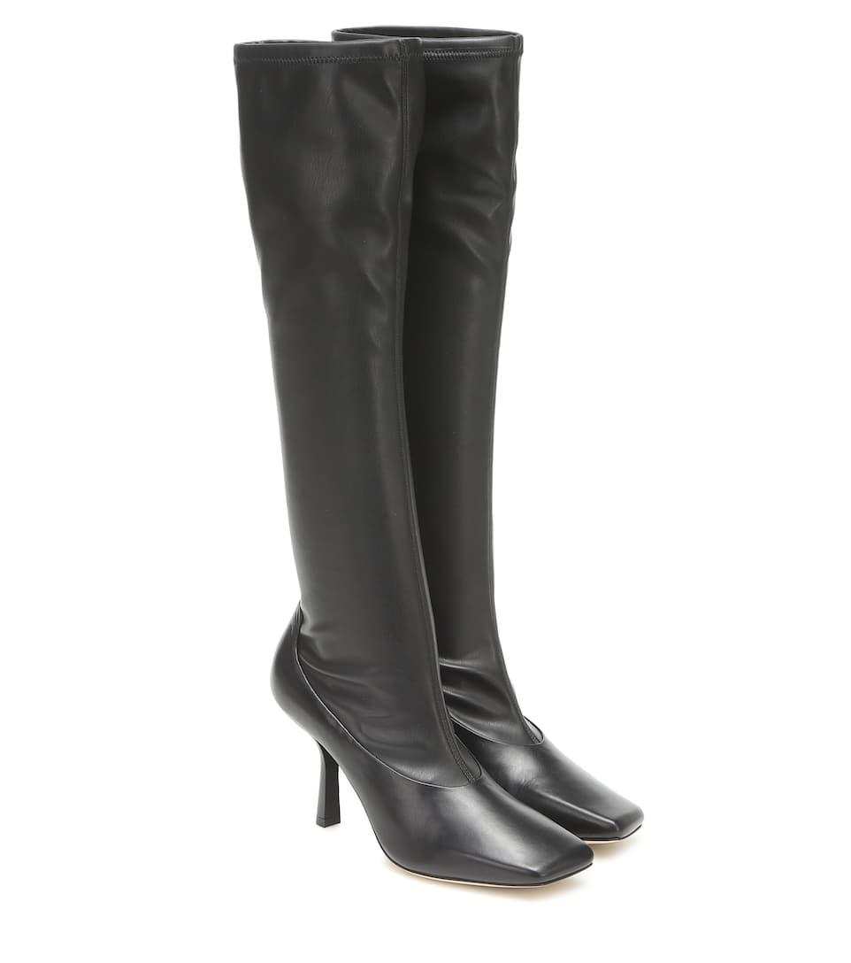 JIMMY CHOO, Myka 85 knee-high boots, от 1710лв на 1196лв
