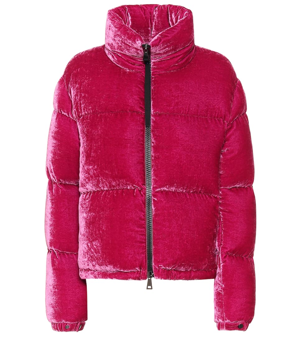 MONCLER, Rimac velvet down jacket 2 247лв