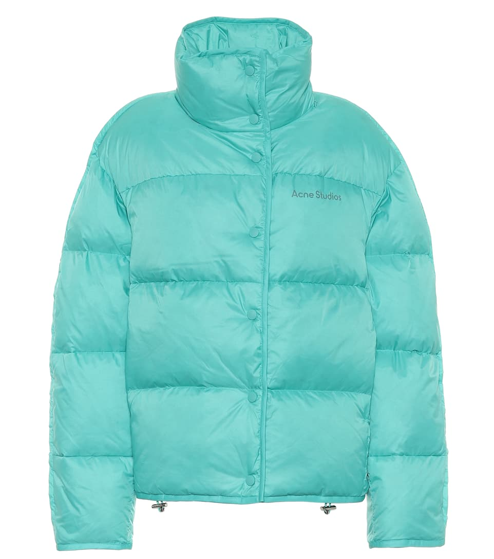 ACNE Studios, Quilted down jacket 