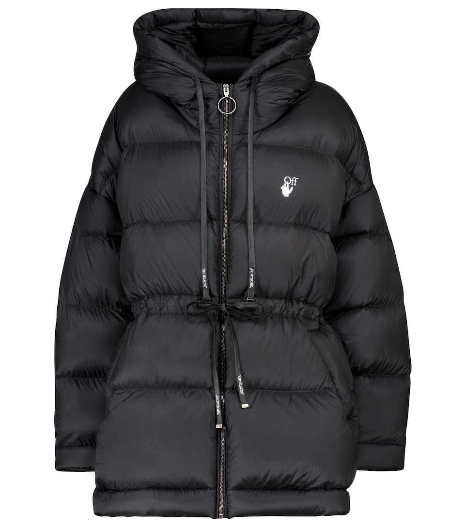 OFF-WHITE, Hooded down coat 2 716лв