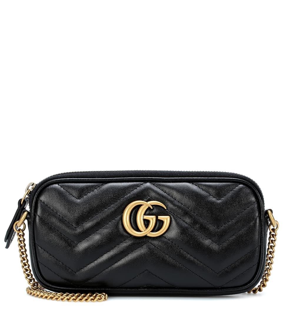 GUCCI, GG Marmont Mini shoulder bag, 1350лв