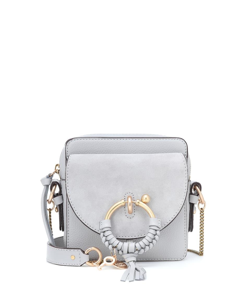 SEE BY CHLOÉ, Joan Mini leather camera bag, 635лв