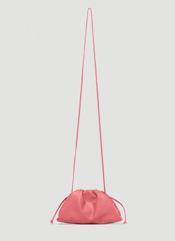 BOTTEGA VENETA, Pouch 2.0 Shoulder Bag in Pink, 2325лв