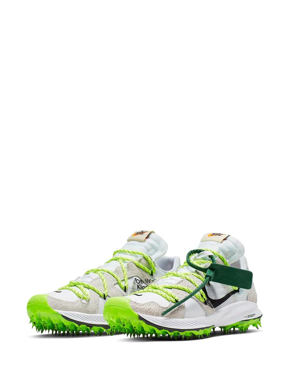 NIKE x Off-White Zoom Terra Kiger 5 sneakers, 950лв.