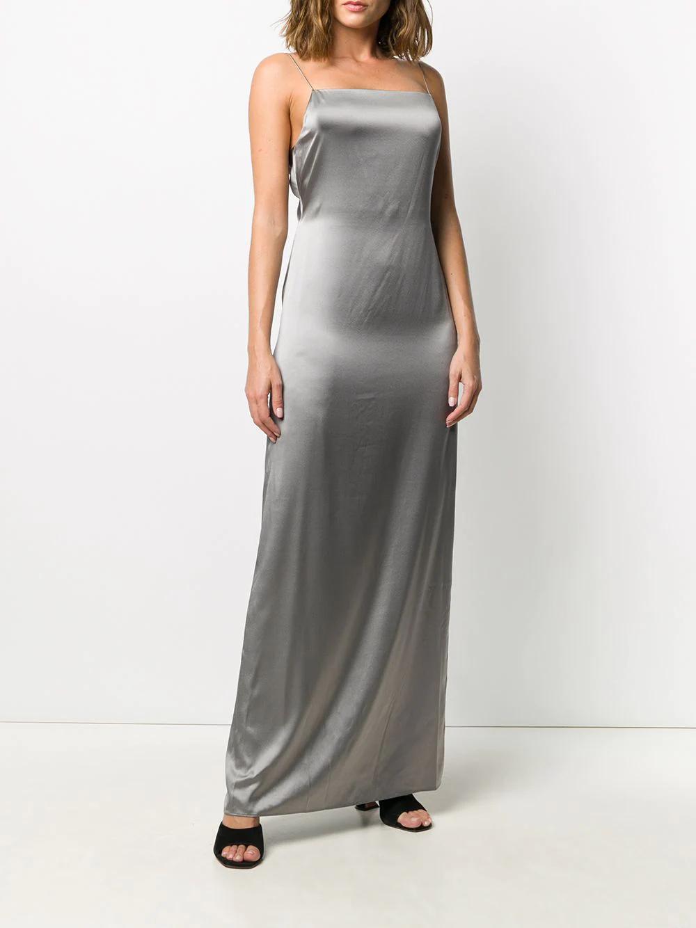 Helmut Lang Silk Evening Dress 956лв