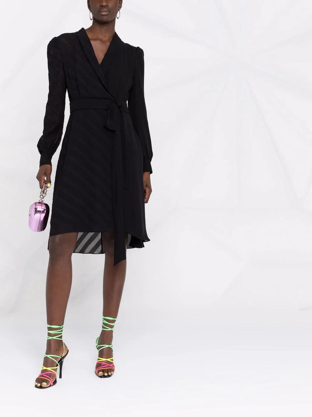 Moschino Gathered Silk Dress 2445лв