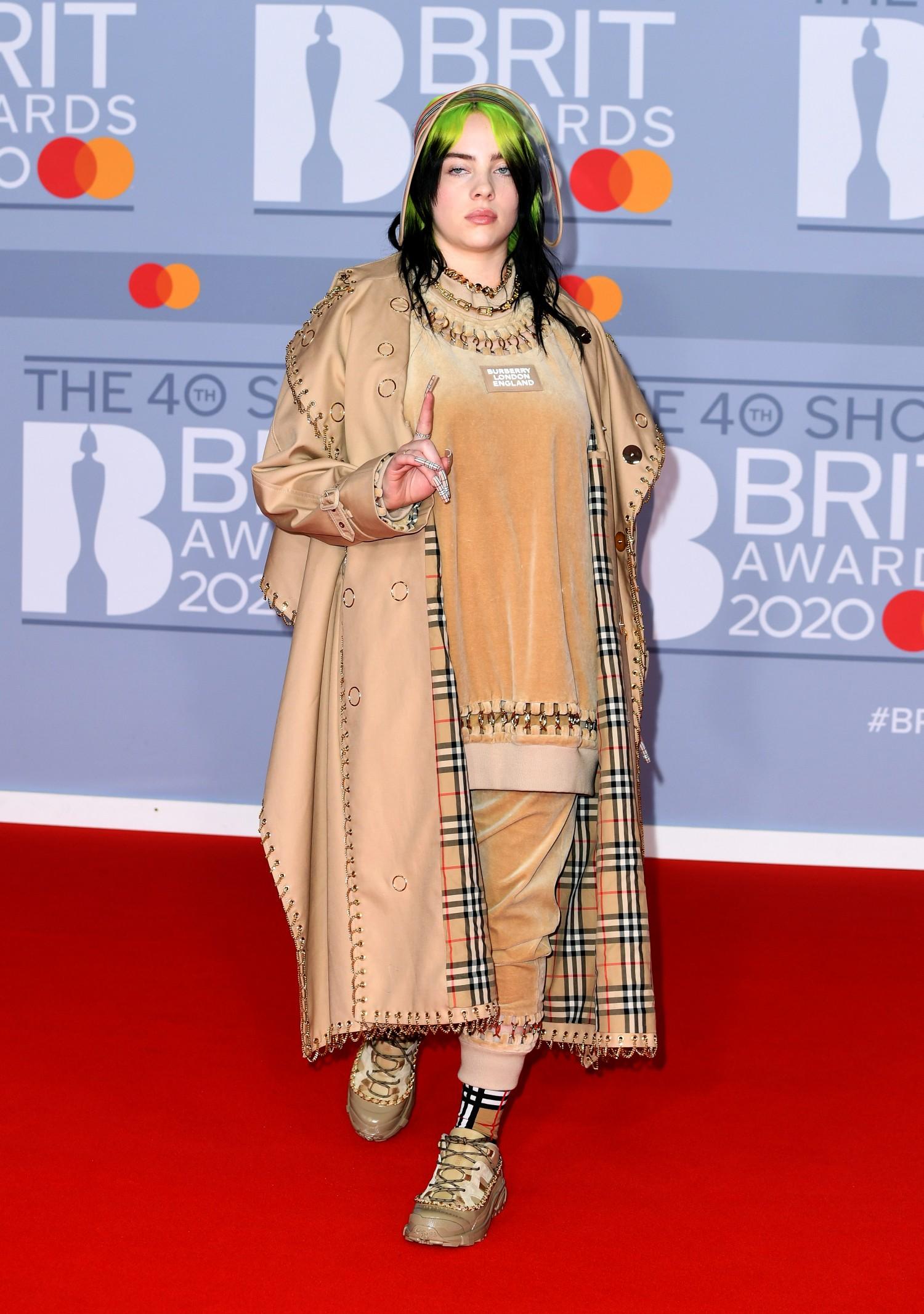 Brit Awards 2020