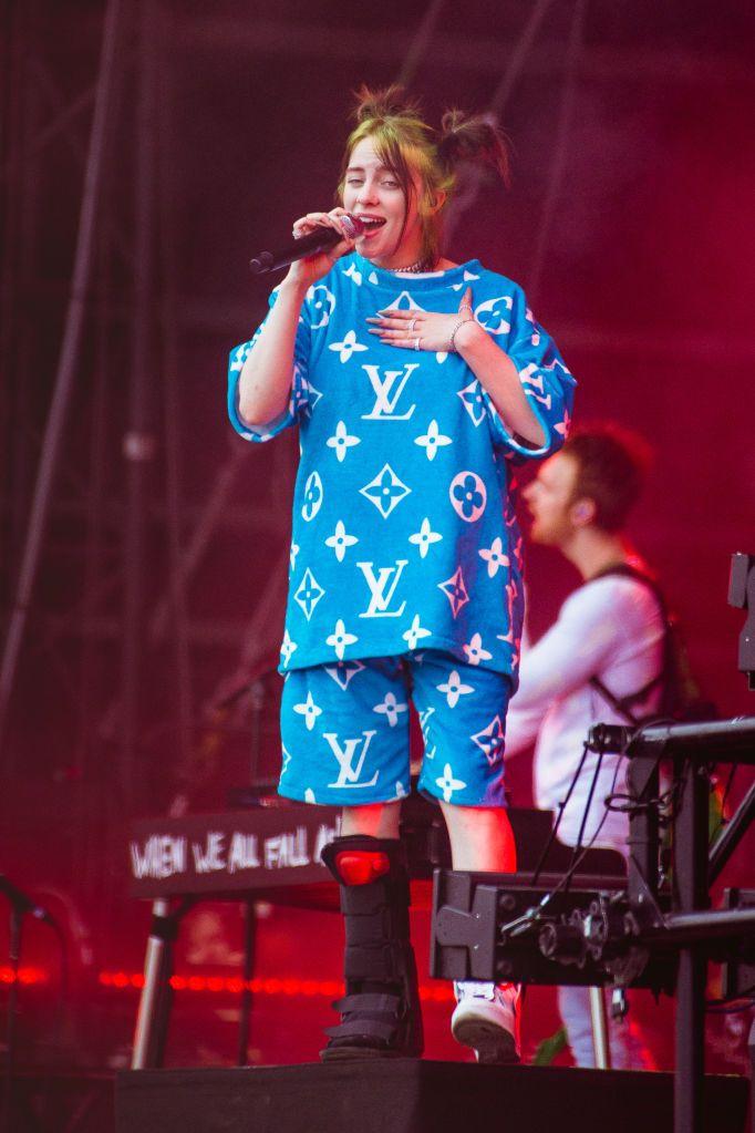 На фестивала Lollapalooza в Берлин, 2019