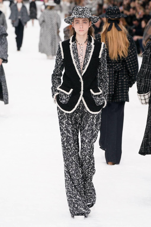Есен/Зима 2019: Chanel
