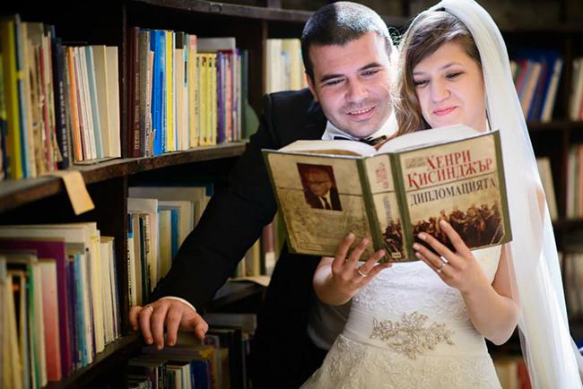 Today, Tomorrow, Always: В приказката на Антония и Георги!